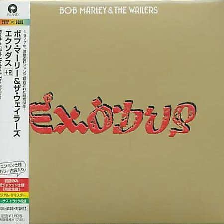 Exodus by Bob Marley & The Wailers image