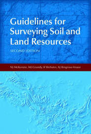 Guidelines for Surveying Soil and Land Resources by N.J. McKenzie image