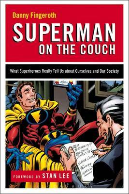 Superman on the Couch by Danny Fingeroth image