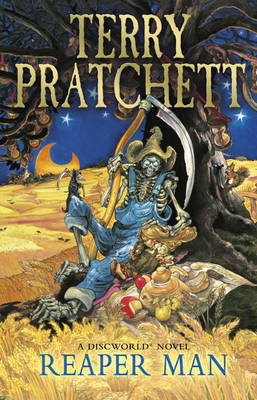 Reaper Man (Discworld 11 - Death/The Wizards) (UK Ed.) by Terry Pratchett
