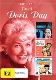 Doris Day - Triple Pack on DVD