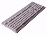Rock: Standard Keyboard PS2 - Beige