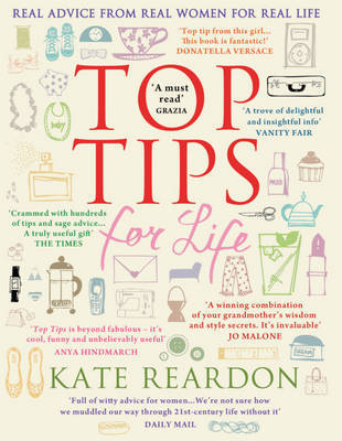 Top Tips for Life by Kate Reardon image