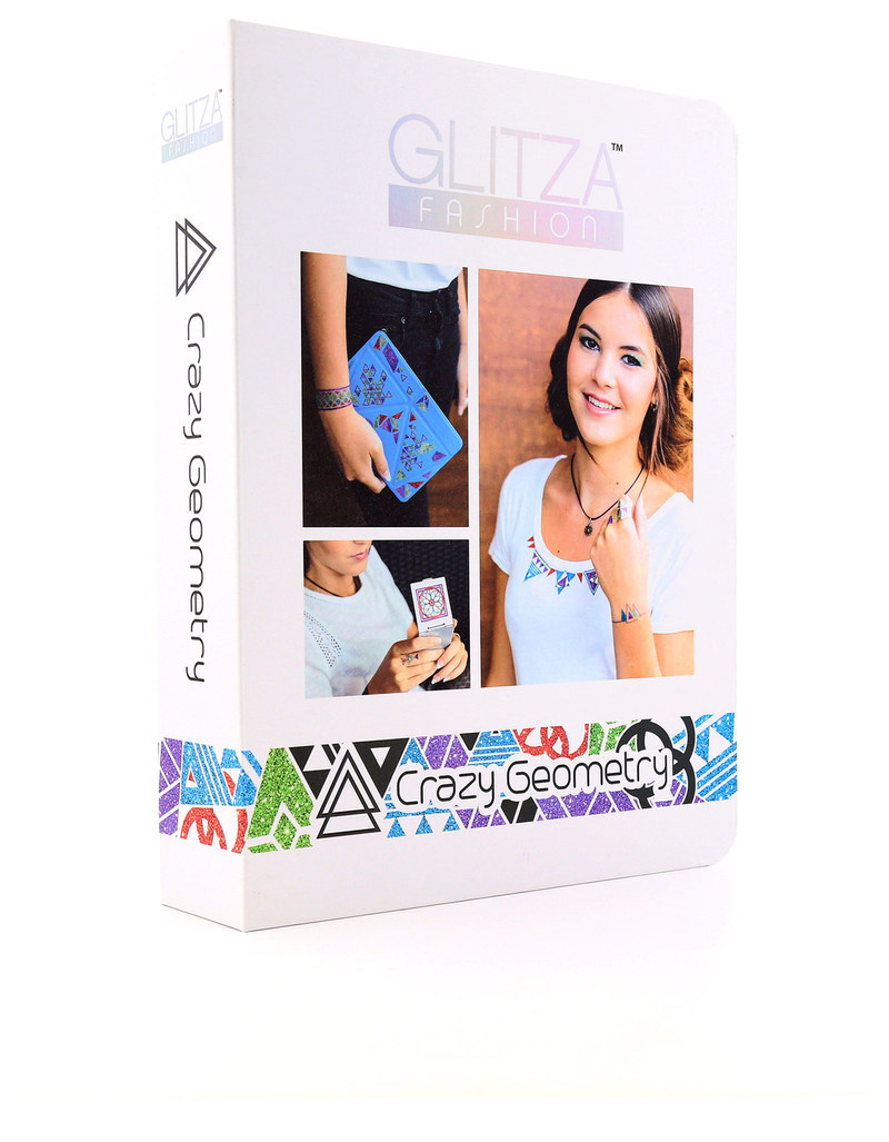 Glitza: Deluxe - Geometry image