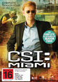 CSI - Miami: Complete Season 4 on DVD