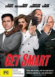 Get Smart (2008) on DVD