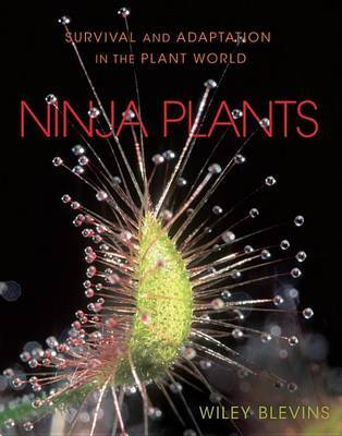 Ninja Plants by Wiley Blevins image