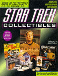 "Official Price Guide to ""Star Trek"" Collectibles by Sue Cornwell image"