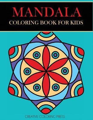 Mandala Coloring Book for Kids | Creative Coloring Book | In ...