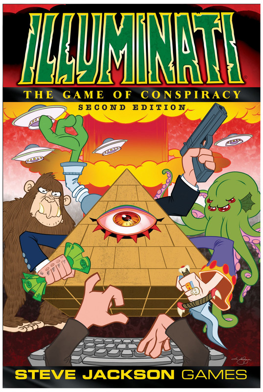 Illuminati - Second Edition