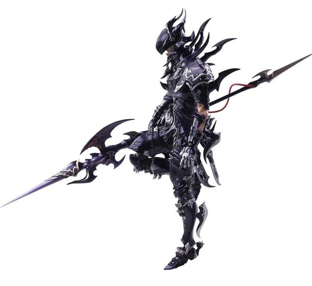 Final Fantasy XIV: Estinien - Bring Arts Figure