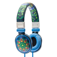 Moki Poppers Kids Headphones - Mandala