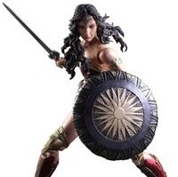 Wonder Woman (Movie Ver.) - Play Arts Kai Figure