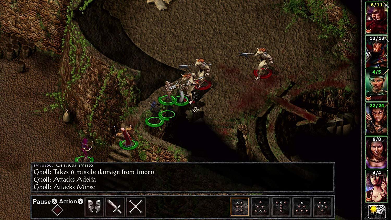 Baldur's Gate Enhanced Edition screenshot