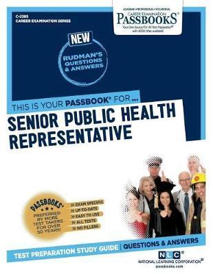 Senior Public Health Representative by National Learning Corporation image