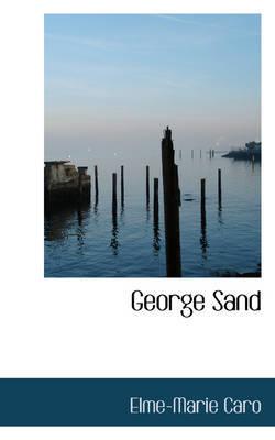 George Sand by Elme Caro image