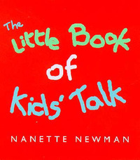 Little Book Of Kid's Talk by Nanette Newman image