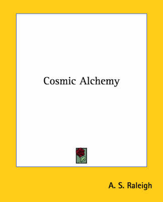 Cosmic Alchemy by A.S. Raleigh image