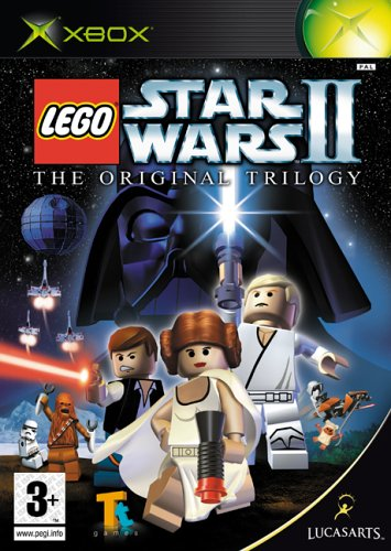 LEGO Star Wars II: The Original Trilogy for Xbox image