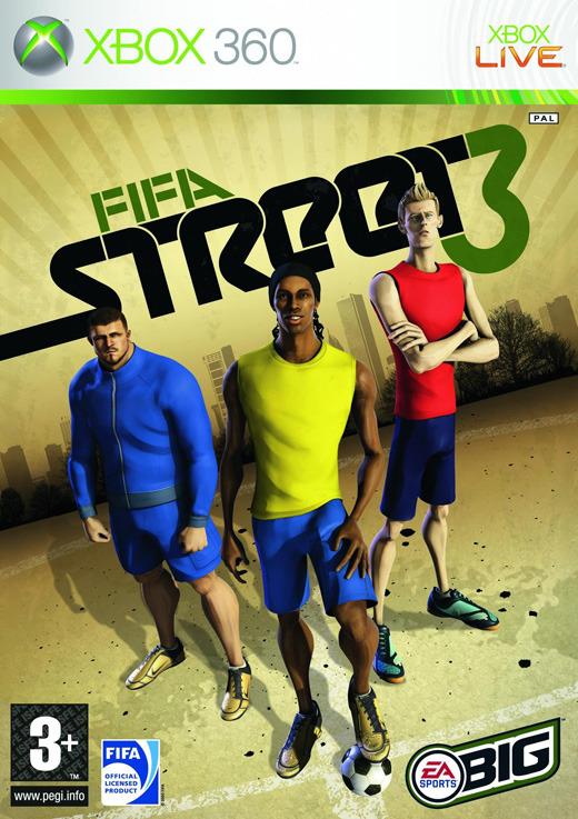 FIFA Street 3 (Classics) for Xbox 360