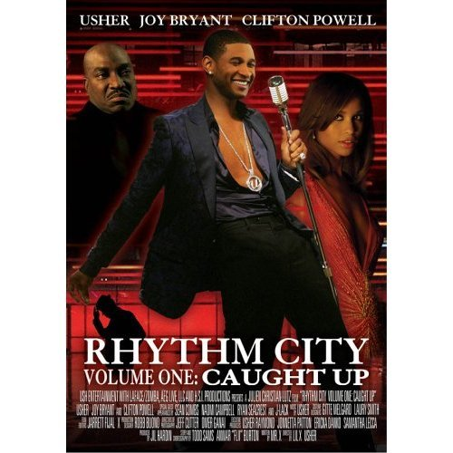 Usher - Rhythm City: Vol. 1 - Caught Up on DVD