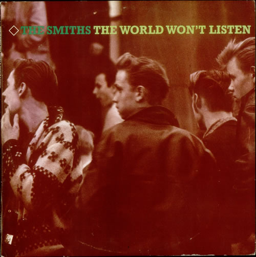 The World Wont Listen (2LP) by The Smiths