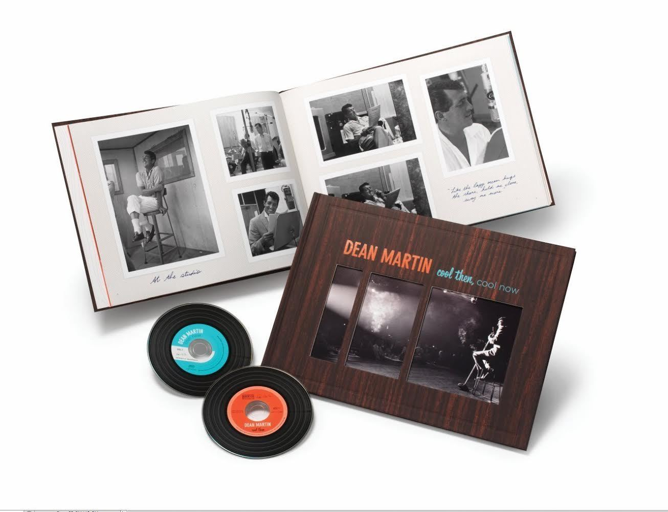 Dean Martin: Cool Then, Cool Now by Dean Martin image