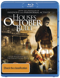 The Houses October Built on Blu-ray image