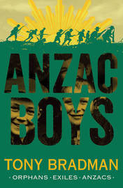 ANZAC Boys by Ollie Cuthbertson