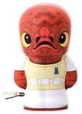 "Star Wars - 4"" Admiral Ackbar Windup Tin Toy"
