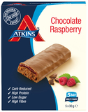 Atkins Advantage Bars - Chocolate Raspberry (5 x 30g)