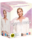 Offspring - The Complete Seasons 1-6 (24 Disc Set) on DVD