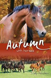 Autumn with Horses by Trudy Nicholson image