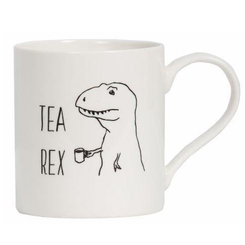 General Eclectic Mug - Tea Rex