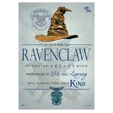 Harry Potter: Sorting Hat Ravenclaw - MightyPrint Wall Art