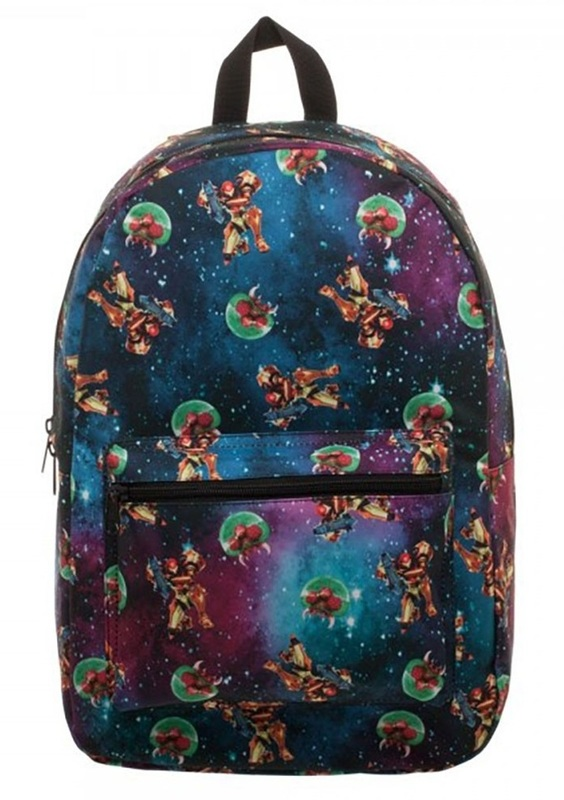 Nintendo: Metroid - Sublimated Backpack