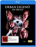 Urban Legends Trilogy Ultimate Edition on Blu-ray