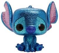 Disney Lilo & Stitch - Stitch Seated (Diamond Glitter Ver.) Pop! Vinyl Figure image
