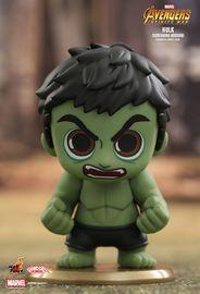 Avengers: Infinity War - Hulk (Rage Ver.) Cosbaby Figure