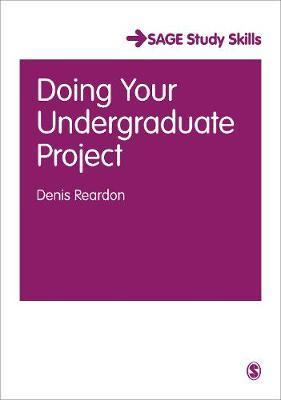Doing Your Undergraduate Project by Denis Reardon image