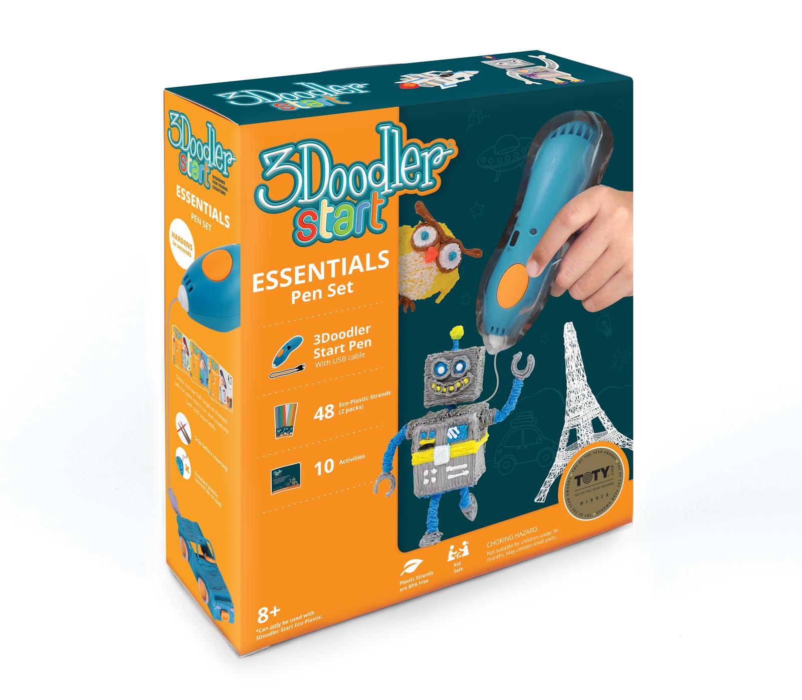 3Doodler: Start Essentials 3D Printing Pen Set image