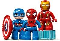 LEGO DUPLO: Super Heroes Lab (10921) image