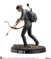 "The Last of Us Part II: Ellie (with Bow) - 8"" Statue image"