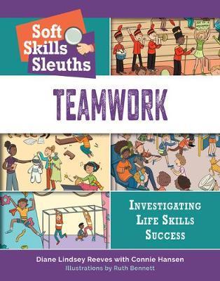 Teamwork by Diane Lindsey Reeves