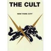 Cult, The: New York City on DVD