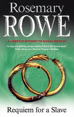 Requiem For A Slave by Rosemary Rowe image