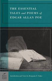 Essential Tales and Poems of Edgar Allan Poe (Barnes & Noble Classics Series) by Edgar Allan Poe