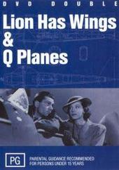 Lion Has Wings, The & Q Planes on DVD