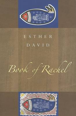 Book of Rachel by Esther David image