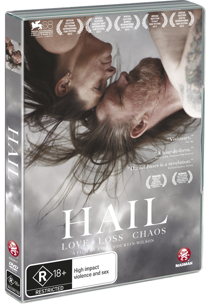 Hail on DVD image